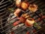 Shetland Scallops, Smoked Pancetta & Rosemary
