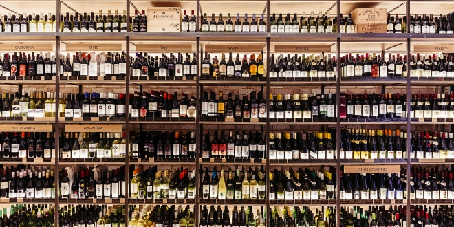 wine and dine mondays