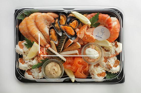 Saltwater Seafood Platter